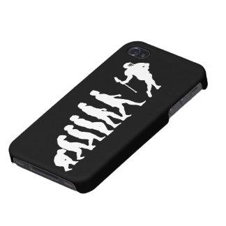 Evolution Lacrosse case iPhone 4/4S Case