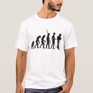 evolution more firefighter T-Shirt