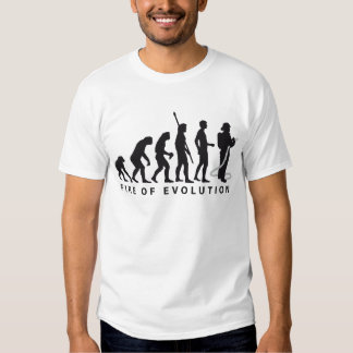 evolution more firefighter tee shirts