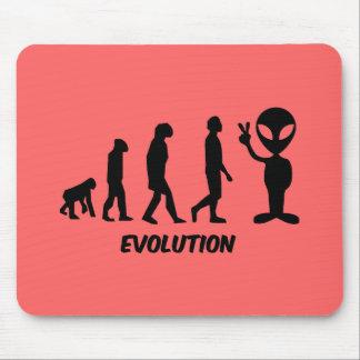 Evolution Mouse Pad