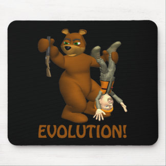Evolution Mouse Pads