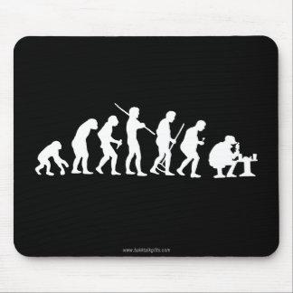 Evolution... Mouse Pad