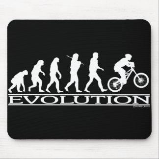 Evolution - Mt Biking Mouse Pad