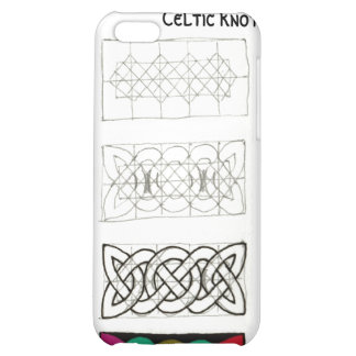 Evolution of a Celtic Knot iPhone case Cover For iPhone 5C