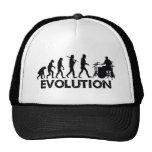 Evolution of a Drummer Mesh Hat