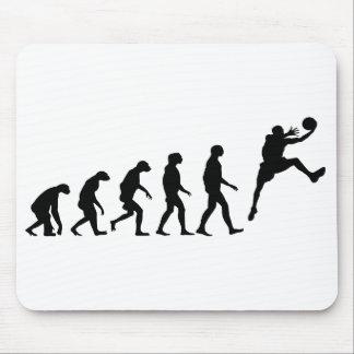 Evolution of Basketball Mouse Pad