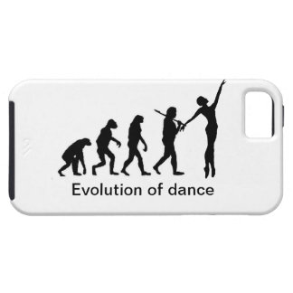 Evolution of dance iPhone 5 case