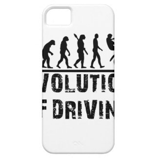 Evolution Of driving iPhone 5 Covers