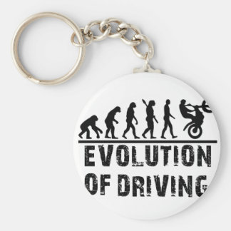Evolution Of driving Key Ring