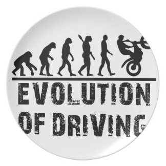 Evolution Of driving Plate