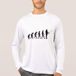Evolution of Fishing T-Shirt