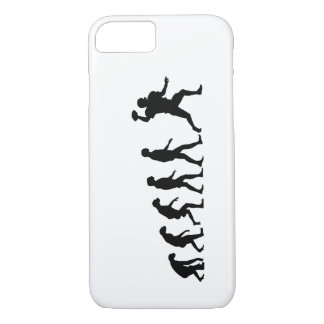 Evolution of Football iPhone 7 case