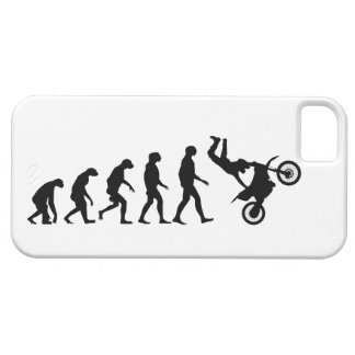 Evolution of Motocross iPhone 5 Case