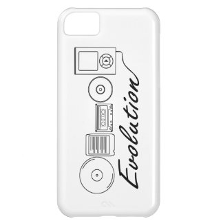 Evolution of Music iPhone 5C Covers