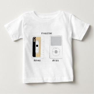 Evolution of Music Shirts