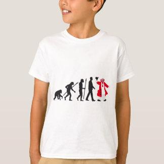 evolution OF one clown T-Shirt