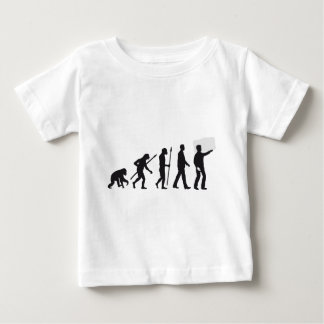 evolution OF one furniture movers Baby T-Shirt