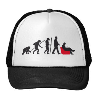 evolution OF one reading A book Cap
