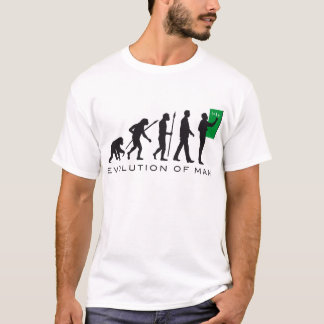 evolution OF one T-Shirt