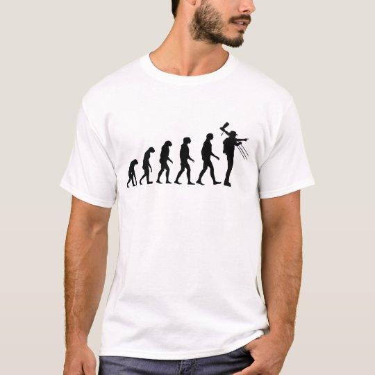 Evolution of Photography 11 T-Shirt