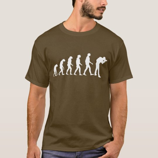 Evolution of Photography 6 T-Shirt
