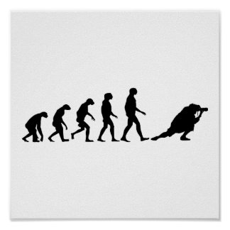 Evolution of Photography Poster
