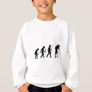 Evolution of Photography Sweatshirt