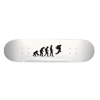 Evolution of Skate Skateboard Deck