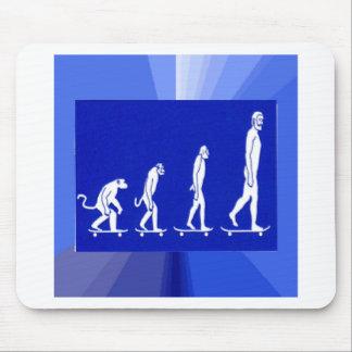 EVOLUTION OF SKATEBOARDING MOUSE MATS