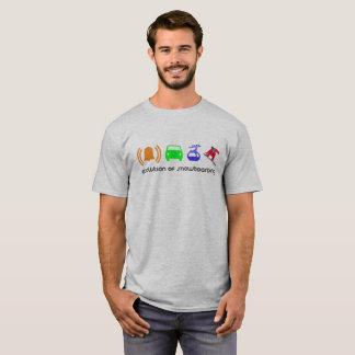 Evolution of snowboarding T-Shirt