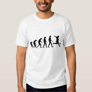 Evolution of Soccer Shirt
