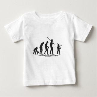 Evolution of the Gnome Tshirt