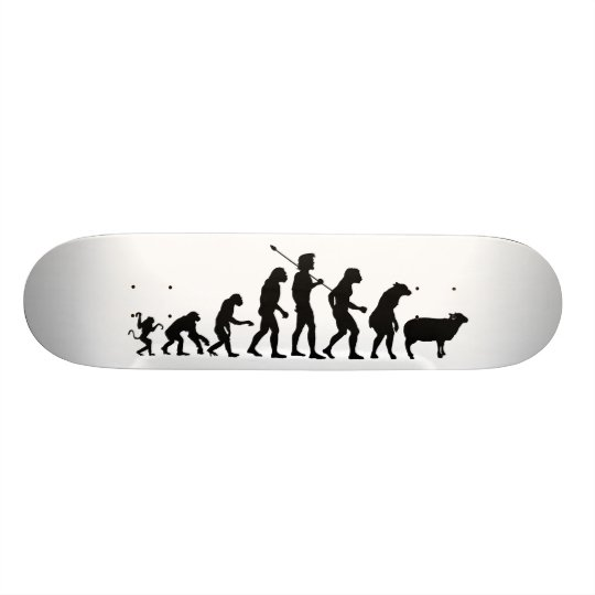 Evolution of the Masses Skateboard