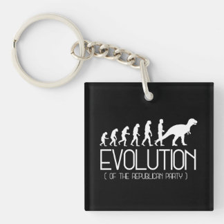 Evolution of the Republican Party - - Pro-Science  Key Ring