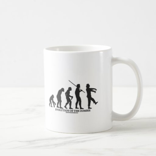 Evolution of the Zombie Mug