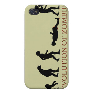 Evolution of Zombie iPhone 4/4S Covers