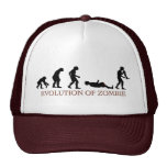 Evolution of Zombie Mesh Hat