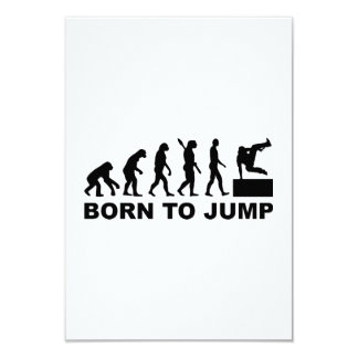 Evolution Parcouring born to jump Custom Invite