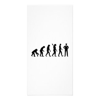 Evolution Pilot Photo Greeting Card