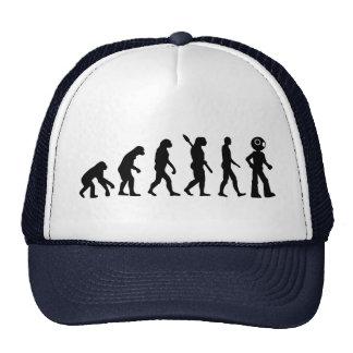 Evolution Robot Trucker Hat