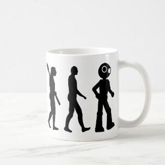Evolution Robot Coffee Mugs