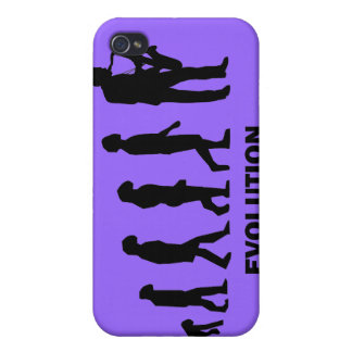 evolution saxo player iPhone 4/4S cases