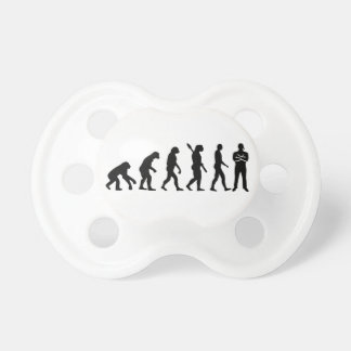 Evolution security guard baby pacifier