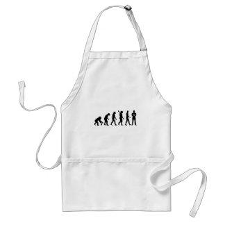 Evolution security guard standard apron
