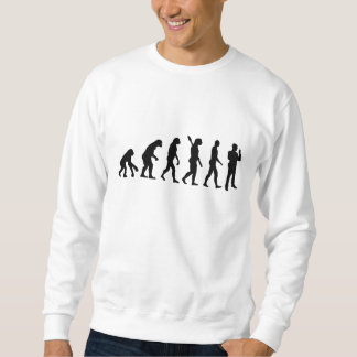 Evolution security guard sweatshirt