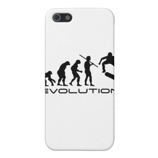 Evolution Skate iPhone 5/5S Cover