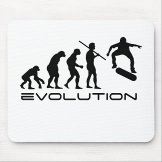 Evolution Skate Mouse Pad