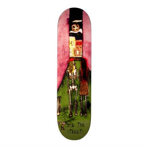 evolution skate board