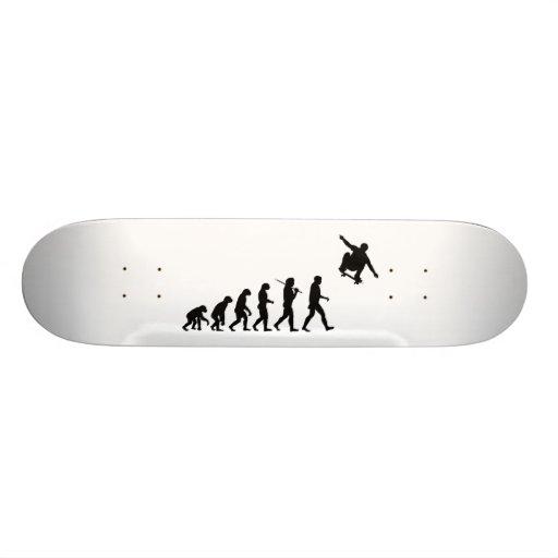 Evolution - Skateboarding Skate Decks