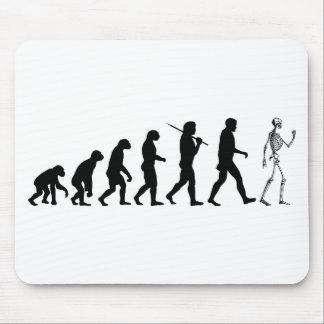 Evolution Skeleton Mouse Pad